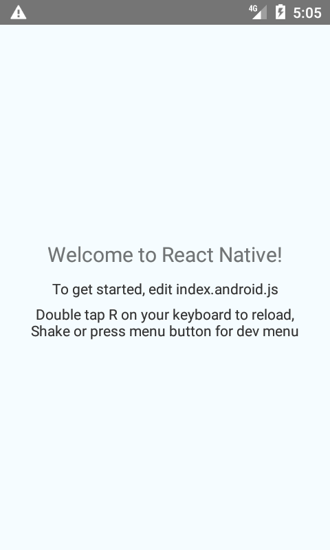 Run React Native Apps
