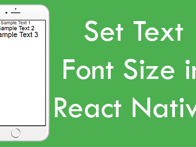 Create Horizontal ScrollView in React Native Tutorial Android iOS