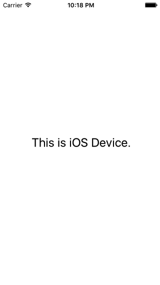 Detect Device