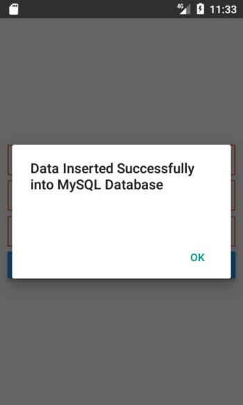 Insert Text Input Data