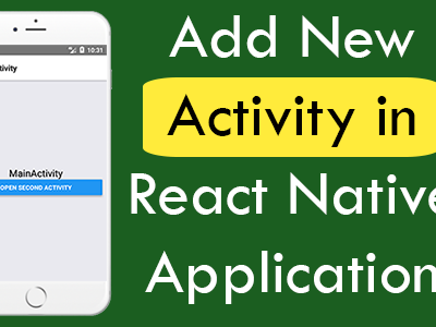 React Native Getting Started With React Navigation 3 x