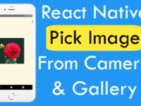 React native Download Image from URL into Gallery folder
