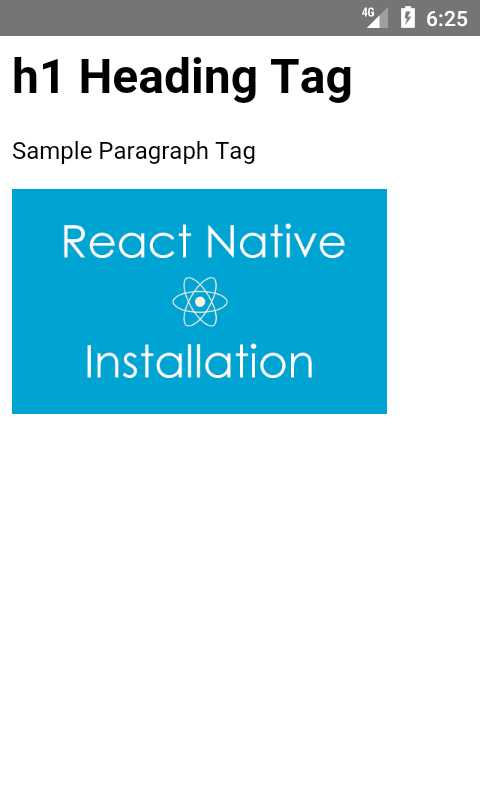 Render Raw HTML Code