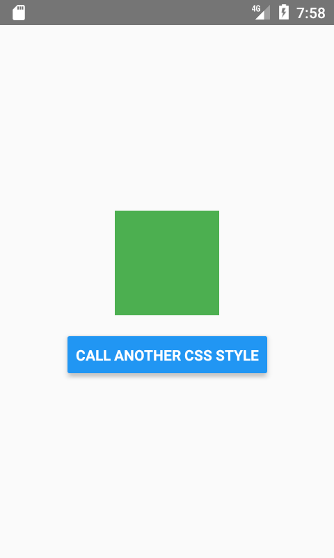 Load Different CSS Style