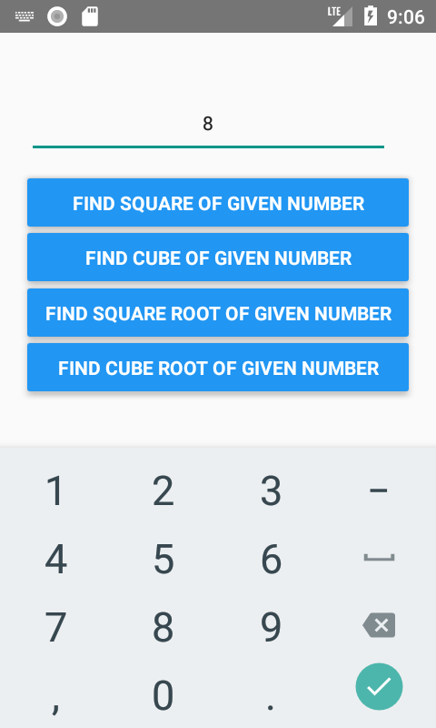 Square Root Cube Root