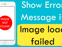 React Native Show Error Message if Image load failed Not Found on Server