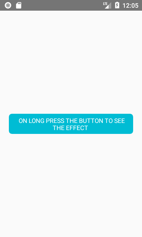 Add onLongPress on Button