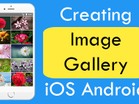 React Native Creating Image Gallery using JSON iOS Android Tutorial