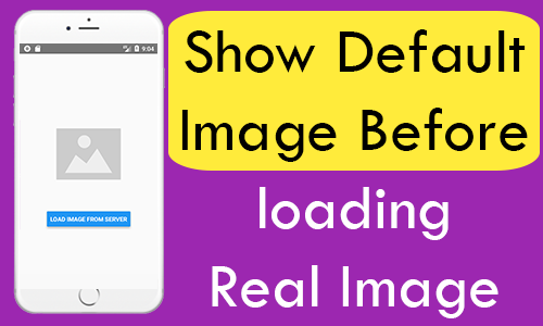 React Native Show Default Image Before loading Real Image