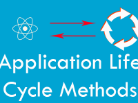 React Native Application Life Cycle Methods Explained Example Tutorial