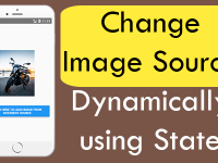 React Native Change Image Source Dynamically using State on Button Click