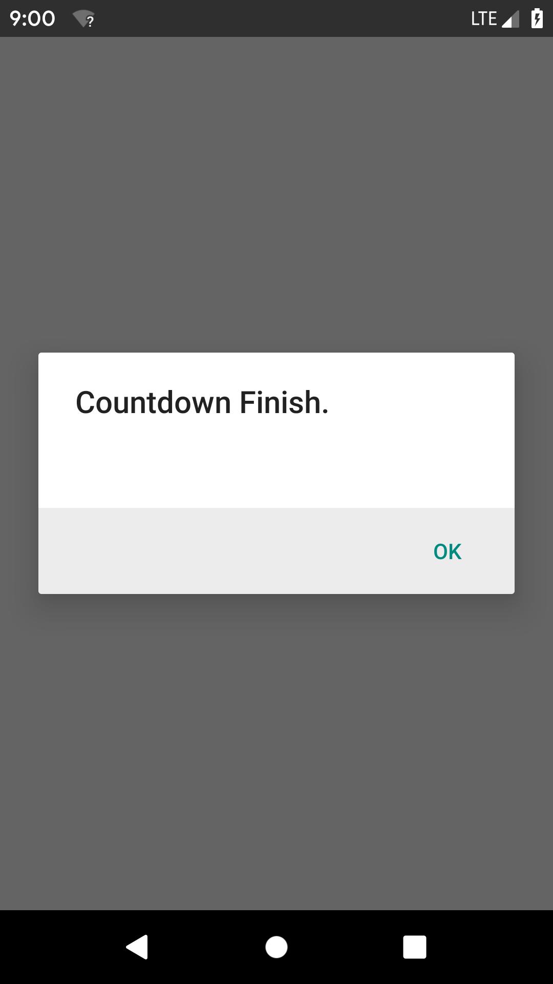 Countdown Animation Android Github