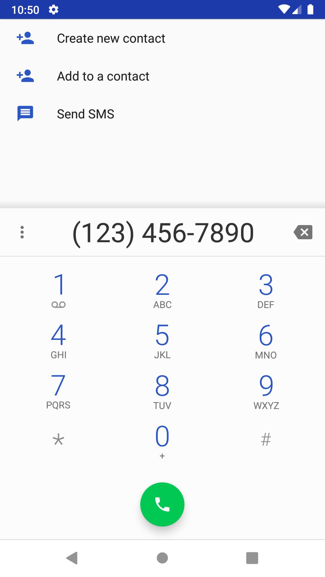 React Native Make a Phone Call - Open Phone Number in Dial Screen
