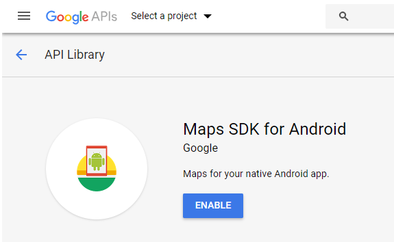React Native Integrate Google Maps in Android iOS App