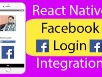 React Native Set TextInput Type Style Password Android iOS Example
